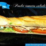 baguette-poulet-tomates-salade