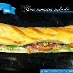 baguette-thon-tomates-salade