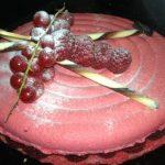 Macaron framboise jasmin