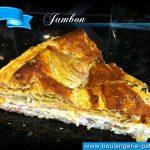 tourte-jambon