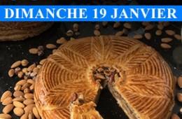 Ouverture Dimanche 19 Janvier