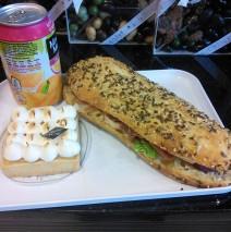 + De 40 sandwichs, tartes, fougasses pour votre pause déjeuner