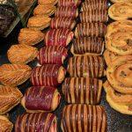 pain chocolat framboise pistache