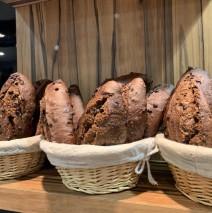 Pain tradition cacao et pépites de chocolat