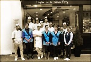 equipe boulangerie ferry