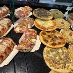 Tartines gourmandes, pizzas, quiches, tartes