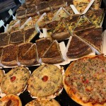 Pizzas, quiches, tartes