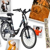 Un vélo électrique à gagner avec nos Galettes des Rois !