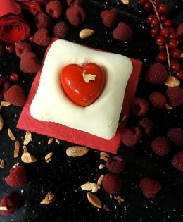 Le gâteau de l'Amour !